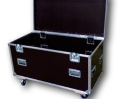 Flight case malle 1000