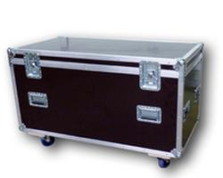 Flight case malle 600