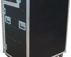 flight case 8 bacs + comptoir