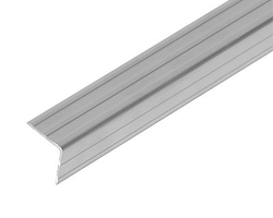 Corniere aluminium 20x20x1.2  barre de 2m