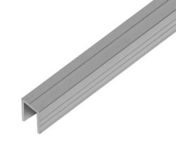 profilé sommet de cloison 9.5mm barre de 2m