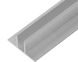 profilé embase de cloison 9.5mm barre de 2m