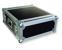"Flight case rack 19"" 4U"