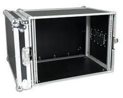 "Flight case rack 19"" 8U"