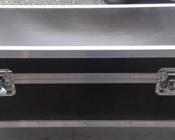 Flightcase pour 4 sunstrip