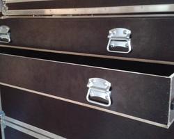 Flight case avec tiroir