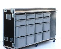 flight case bacs 400