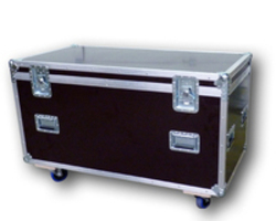 Location flight case